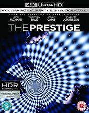 The Prestige 4k Ultra HD Blu-ray Region