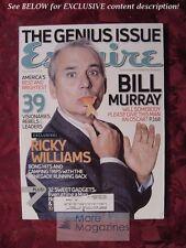 ESQUIRE Magazine December 2004 BEST BRIGHTEST BILL MURRAY Pierre Omidyar