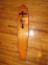 Vintage Longboard Complete Skateboard