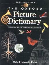 The Oxford Picture Dictionary : English-Korean by Jayme Adelson-Goldstein and...