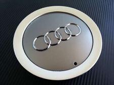 4x 145mm AUDI Nabendeckel Felgendeckel Nabenkappen Grau 4E0601165A / 895601165A