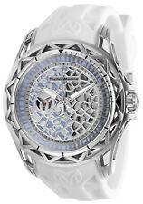TechnoMarine Technocell Automatic Men's 44mm Ice Blue Skeleton Watch Tm-318036