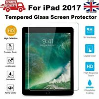 Ultra Slim Brand New Tempered Glass Screen Protector for iPad 2017 (A1822/A1823)