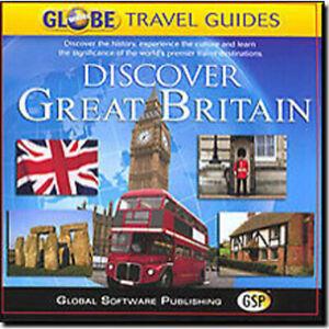 Dorling Kindersley Multimedia Dk 00566 Globe Travel Guides: Discover Great
