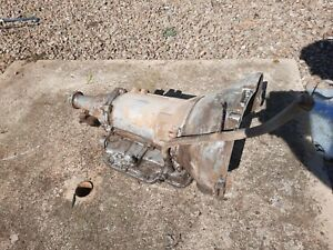 Hq Hj Hx Hz Wb Lh Lx Holden Trimatic Gearbox automatic  auto