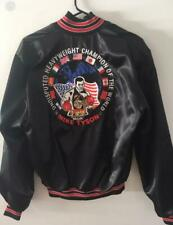 Mike Tyson Undisputed Heavyweight Champion Jacket Given to Team Size Large