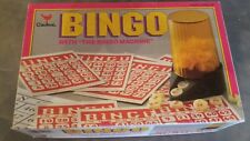 Cardinal BINGO with Machine ages 8 and up 1981 edition  No. 1060