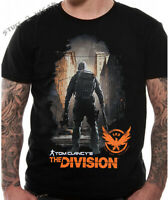 Official Tom Clancy's The Division Operation Dark Winter T-shirt Black Small