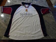 IRON MAIDEN Soccer Jersey Football shirt Official Merch Brave New World