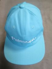 PALASONIC PALACE ELECTRIC BLUE 6 PANEL SKATEBOARD HAT WITH ADJUSTABLE BUCKLE STR