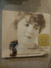 Hoppe/Wheater: The Dreamer: Romances for Alto Flute, Vol. 2 CD BRAND NEW! SEALED
