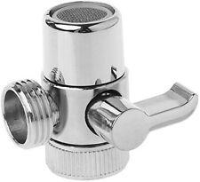 Faucet (Tap) Adaptor Diverter Valve Shower/Douche Hose Connector