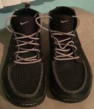 Men's Nike Considered Mowabb II Size 12 Leather Black Brown Tan Rare