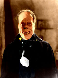 "Lon Chaney Sr., Phantom of the Opera 14 x 11"" Photo Print"