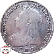 ENGLAND KM 780  ONE SHILLING von 1897 in SS  999 518