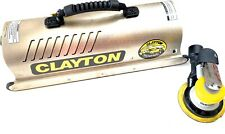 "Clayton Hornet Portable Aerospace HEPA Vacuum W/ 2 Clayton 5"" Sanders & Extras"