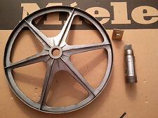 Riemenscheibe Miele Schwungrad Antriebsrad Narbe Stirlingmotor BHKW