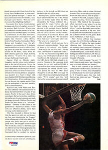 Julius Erving Autographed Signed Magazine Page Photo Nets PSA/DNA S63176
