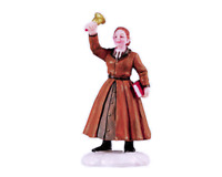 Lemax 2005 School Teacher Holidays Seasons Figurines #52017 Rare Vintage Retired