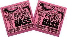 Pièces et accessoires basses électriques Ernie Ball pour guitare et basse