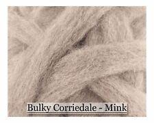 Corriedale Wool Roving Corriedale Wool Sliver Mediterranean