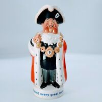 Beswick WORTHINGTON'S Pale Ale Advertising Pub Jug - Lord Mayor c. 1960. C4-8