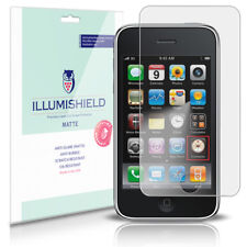 iLLumiShield Matte Screen Protector w Anti-Glare/Print 3x for Apple iPod Touch 2