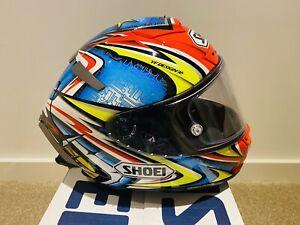 Shoei X-Spirit 3 Dajiro TC1Full Face Motorcycle Crash Helmet