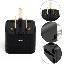 Universal EU UK AU to US USA Canada AC Travel Power Plug Adapter Converter FN