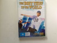 The Best Thief In The World (DVD, 2005) new sealed stock Rockingham WA