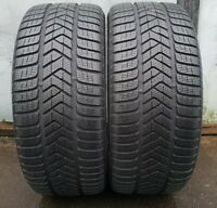 PIRELLI SOTTO ZERO 3 245/40/18 97V XL 7MM++ 2018 A0 WINTER TYRES X2 PAIR