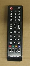 Samsung UE48H5000AK UE22H5500 AA59-00741A Genuine TV Remote - FREE DELIVERY
