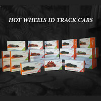 New Hot Wheels ID Cars 2019 Uniquely Identifiable Vehicles Series 1 Track Toys
