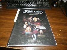 Lost Unicorn Games: Star Trek the Next Generation Hardcover Core RPG Book