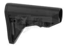 PTS SYNDACATE Enhanced Polymer Stock Compact EP CALCIO AIRSOFT NERO BLACK