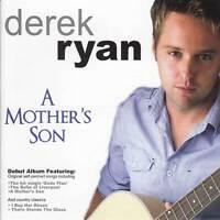Derek Ryan - Mother's Son (2011) CD NEW Irish and Country Music