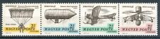 HUNGARY - 1967.AIR - Aerofila I.(Airplane,Balloon,Helicopter) MNH! Mi 2317-2320