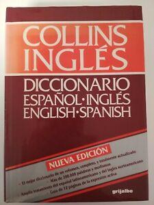 Diccionario Collins Español-Inglés