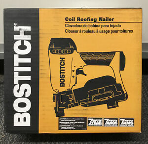 Bostitch RN46-1 Coil Roofing Nailer NEW
