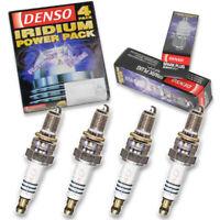 4pc Denso 5369 Iridium Power Spark Plug for IUH27 IUH27 Tune Up Kit jt