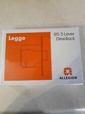 bs 5 lever deadlock