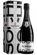 "FERRARI TRENTODOC Mousseux Brut Ferrari F1 "" Sochi "" 75 CL - Limited Edition"