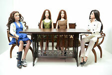 Table Gothic for Dolls Tonner BJD 1/4 16-18 inch furniture diorama NEW!