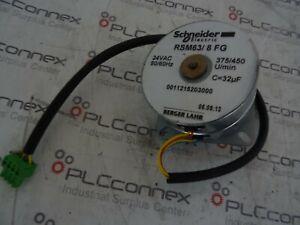 SCHNEIDER ELECTRIC RSM63 8 FG  WARRANTY 12 MONTH