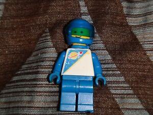 LEGO VINTAGE FUTURON BLUE/WHITE SPACEMAN/ASTRACY