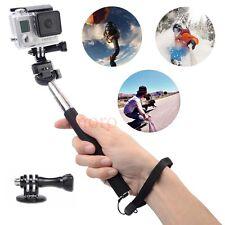 GoPro Monopod Ski Pole Handle, Tripod Mount Hero HD 2, 3, 3+ 4 Go Pro Telescopic