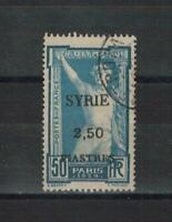 SYRIE  .  N° 125 .  2 Pi 50 SUR  50  c   J.O.    OBLITERE  . SUPERBE .