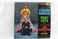 Percy Faith A Night With Sigmund Romberg CL 1302 Vintage Vinyl Record 1959 LP
