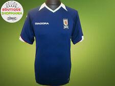 Scotland National Home 2008-2010 (S) Diadora Football Shirt Jersey Camisa