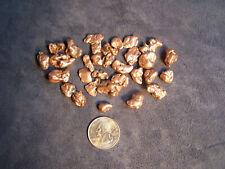 Keweenaw Michigan Natural Copper Small Nuggets (40+) Arts Crafts Jewelry